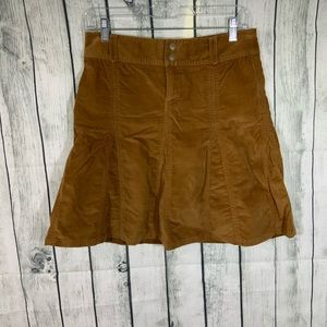 Athleta Corduroy Skirt